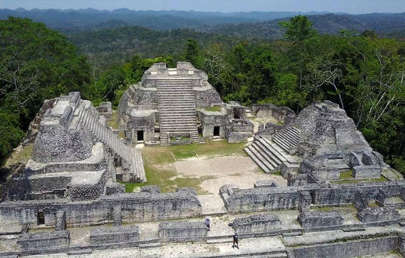 Belize Tours - Caracol