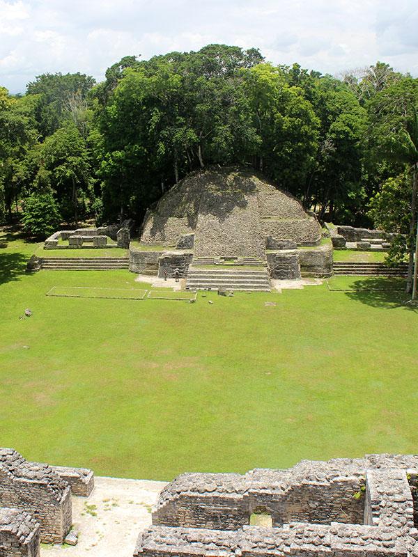 Caracol Belize Maya Ruin Tour
