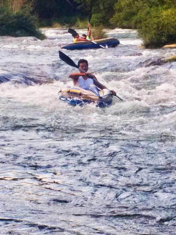 San Ignacio Kayaking & Canoeing