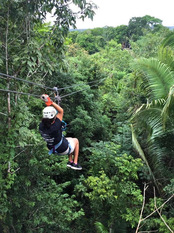 Belize Zipline Tour
